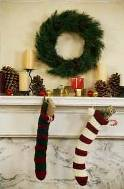 Stockings on Mantle