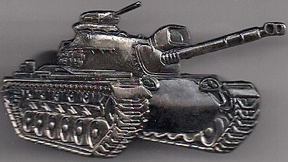 M48A3 Tank Pin