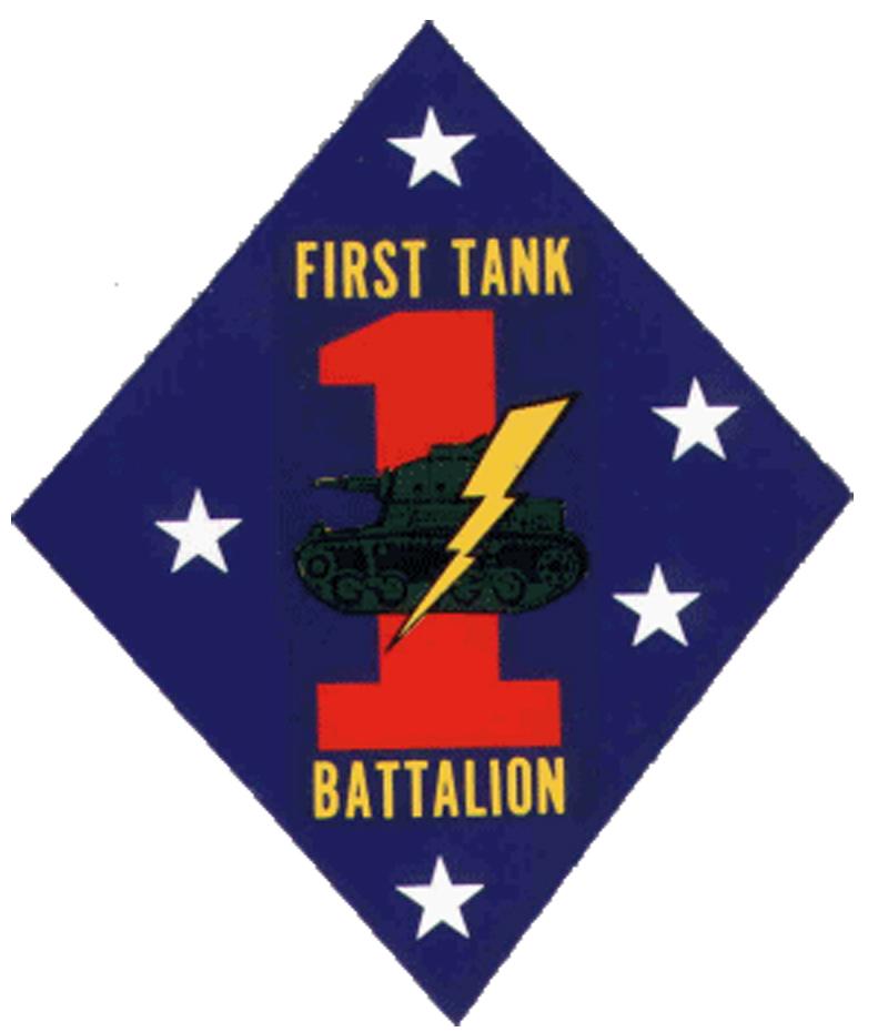 1st Tank Logo