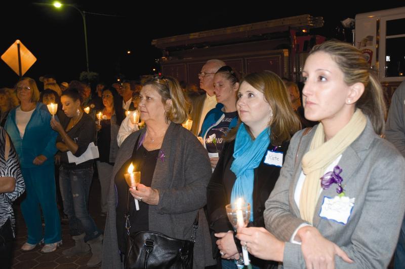 Charlestown/Revere Vigil