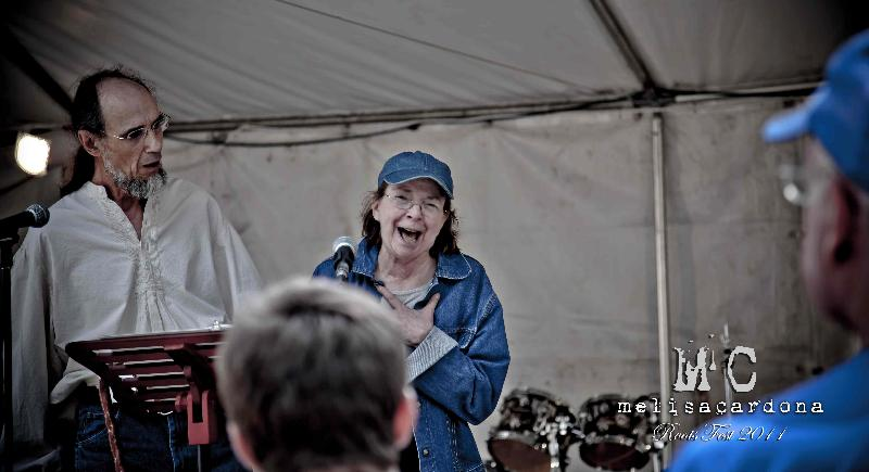 Jo Carson at ROOTS Fest 2011