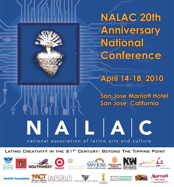 NALAC Conference Logo