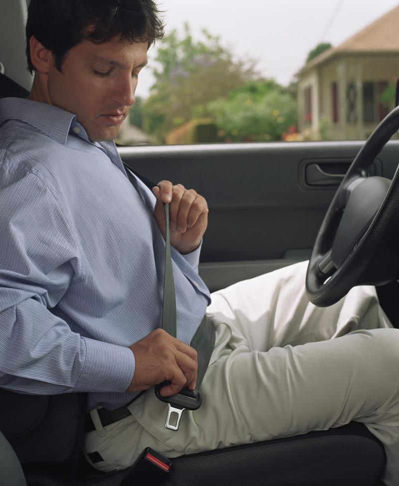 Seatbelt Buckle Up