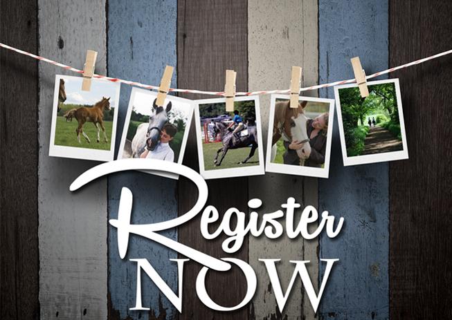 Equine Studies Online Registration Banner