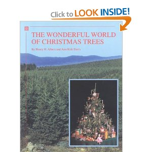 Christmas tree book Wonderful World
