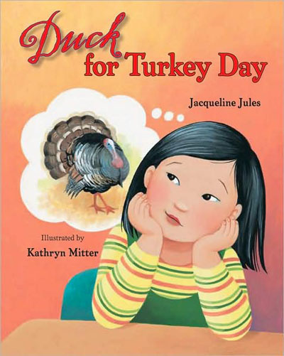 turkey story book