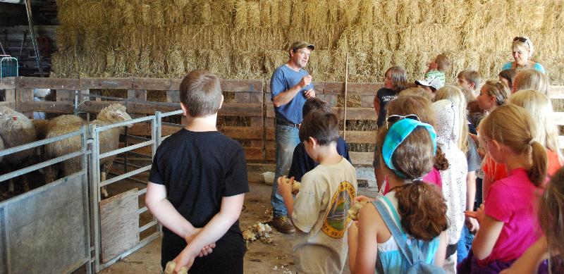 Belknap County School to Farm