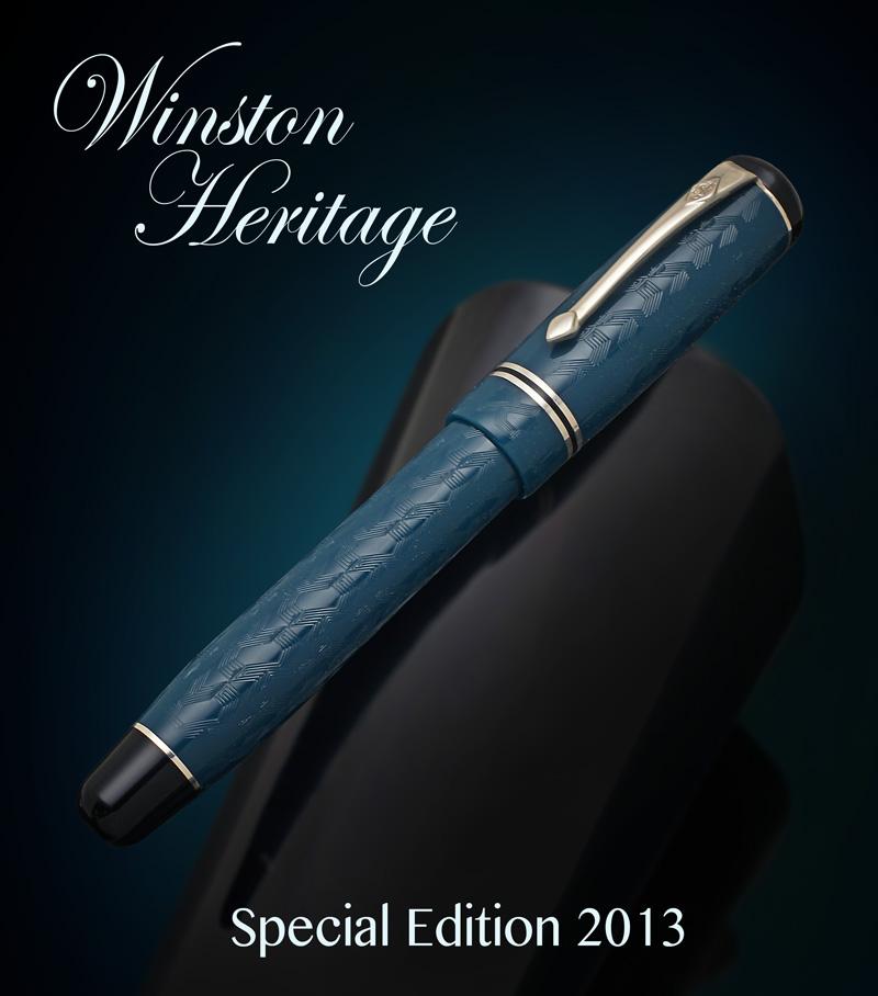 Conway Stewart Winston Heritage