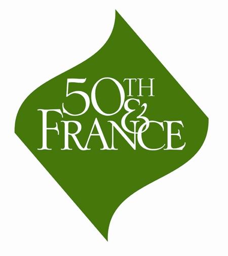 50th france logo