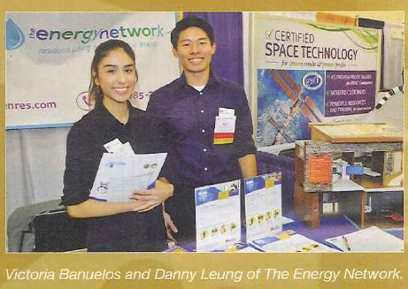The Energy Network at the IHACI Trade Show