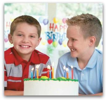 Collin and Jacob