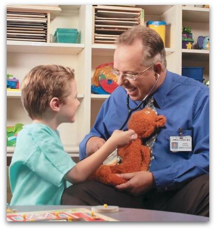 Childrens Hospital - Dr Loker