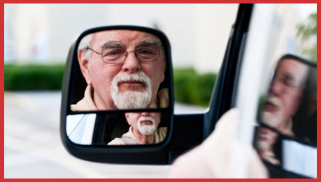 image from AARP driving program