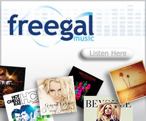 Freegal Music service