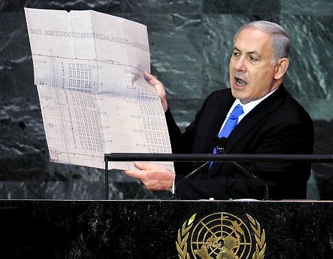 Netanyahu at UN