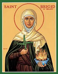 PIC OF ST BRIGID