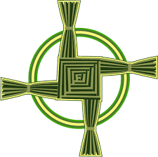 CROSS OF ST BRIGID