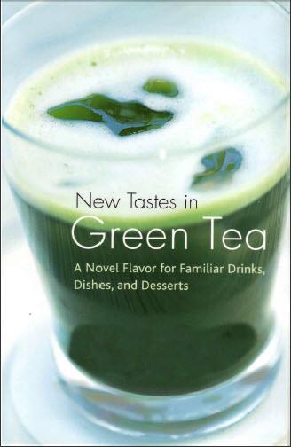 New Tastes in Green Tea Book Photo
