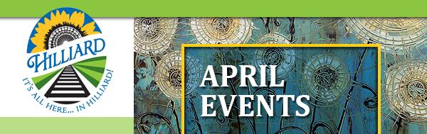 Monthly Header April