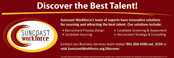 Suncoast Workforce Banner