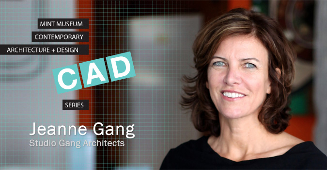 CAD SERIES - JEANNE GANG, STUDIO GANG ARCHITECTS