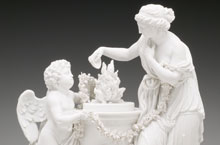 CLASSICALLY INSPIRED: EUROPEAN CERAMICS CIRCA 1800