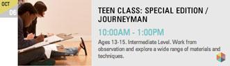 TEEN CLASS: SPECIAL EDITION / JOURNEYMAN