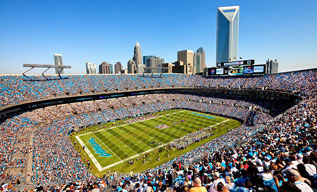 Carolina Panthers - Game Day Parking