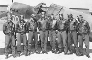 MOVIE AND A MINT - AIRMEN AND ADVERSITY (1998) IS THE STORY OF THE TUSKEGEE AIRMEN