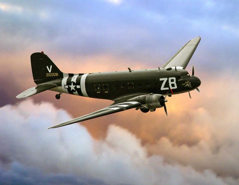 C47 plane