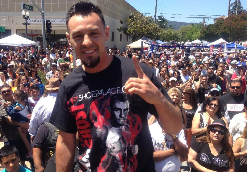 ROBERT GUERRERO FAN FESTIVAL FUNDRAISER CELEBRATION