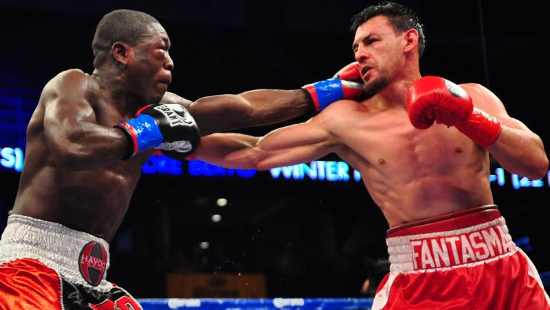 "GUERRERO vs BERTO VOTED 2012 ""FIGHT OF THE YEAR"" BY THE WBC"