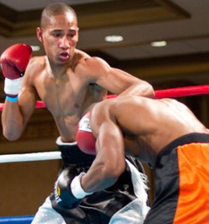 ALANTEZ FOX RETURNS TO THE RING DECEMBER 8TH