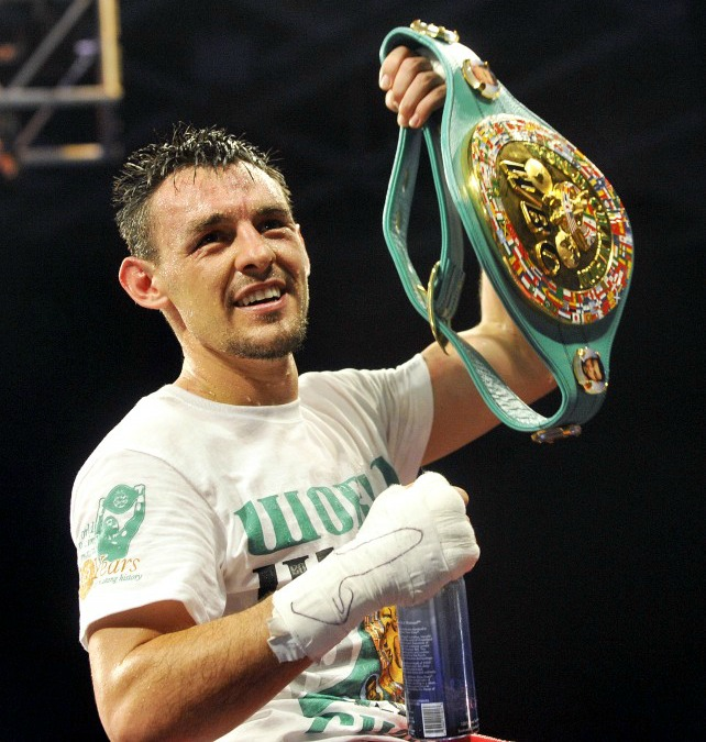 Robert Guerrero is Floyd Mayweather's WBC mandatory challenger