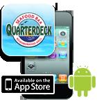 Download our Quarterdeck App!