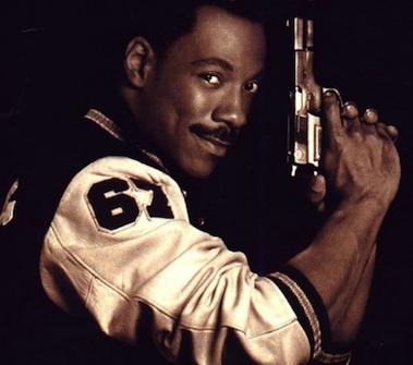 Eddie Murphy Bev. Hills Cop