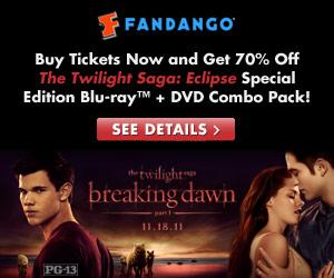 Breaking Dawn Pre-Sale