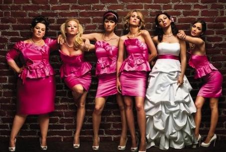 Bridesmaids still