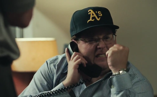 Moneyball Jonah Hill