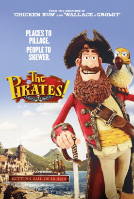 Poster: The Pirates