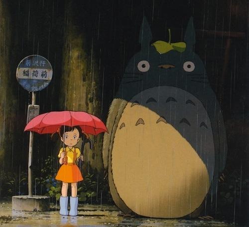 Totoro poster img