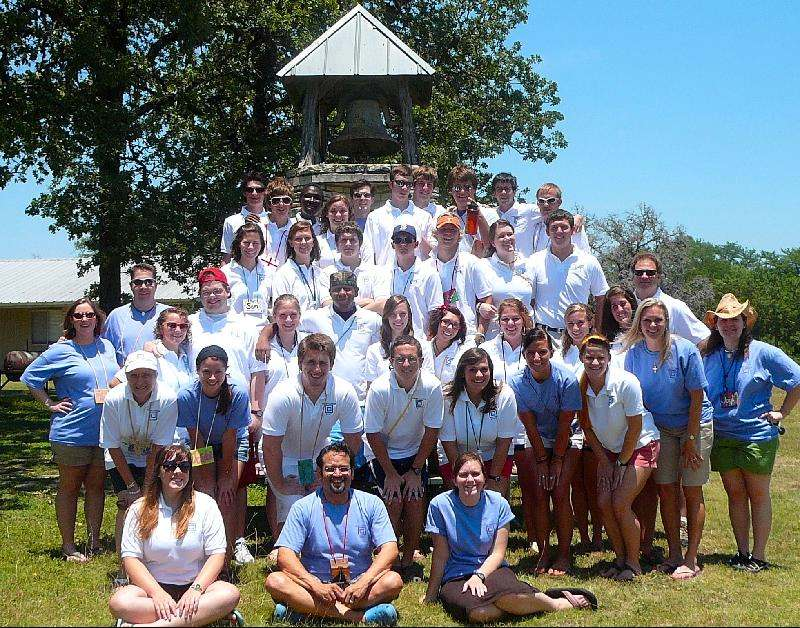 2009 Camp Capers Summer Staff