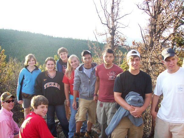 Senior High Trip Camp, Duck Lake