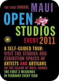 Maui Open Studios lgo