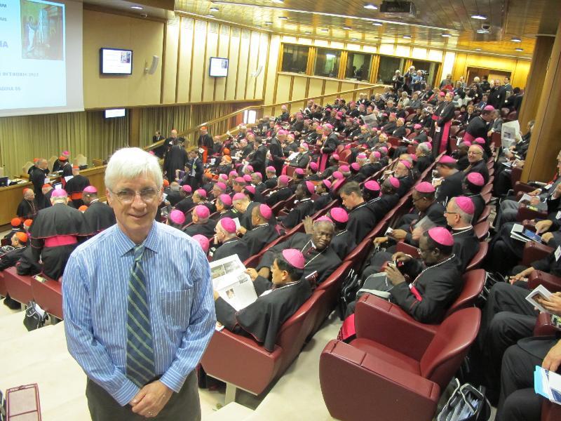 RCM in Synod Hall 1