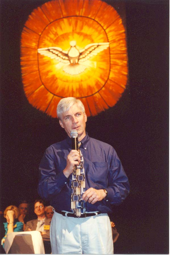 Ralph Martin & Holy Spirit Photo