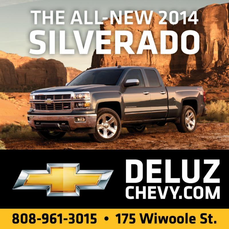 DeLuz Chevy 2013-2014