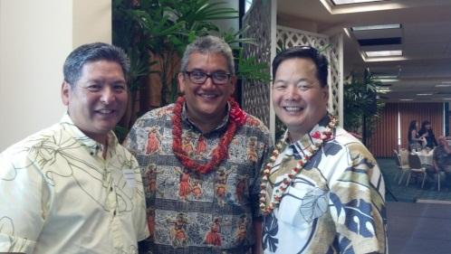 2013 GM with Mayor Kenoi 1