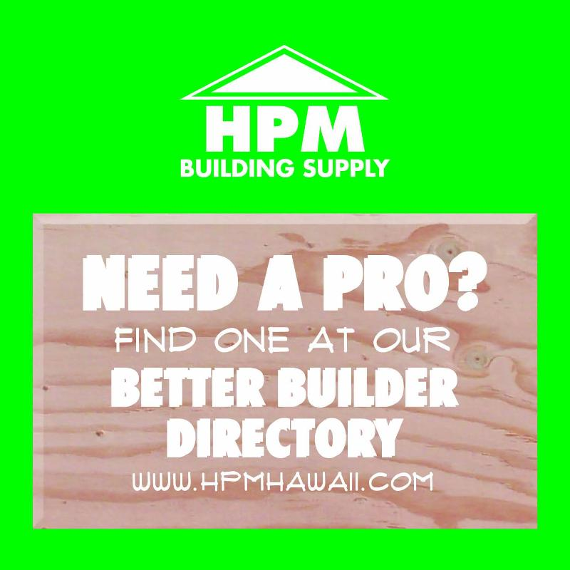 HPM Better Builder 2012-2013