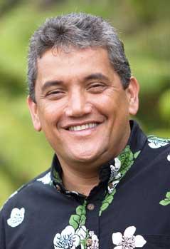 Mayor Billy Kenoi